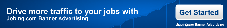 Drive more traffic to your jobs with Jobing.com Banner Advertising