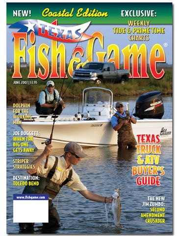 Texas fish game publishing co llc jobs for Texas game and fish